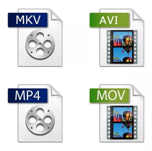 Recuperação de arquivos de vídeo. mp4 mov avi h264 xavc
