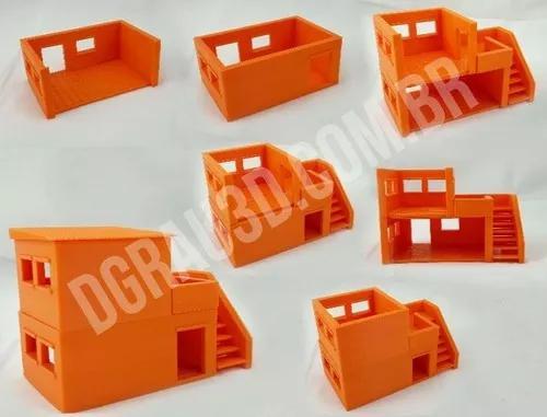 Serviço de personalização com impressão 3d