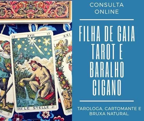 Tarot e baralho cigano - consulta/leitura de cartas