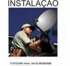 Técnico instalador de antena