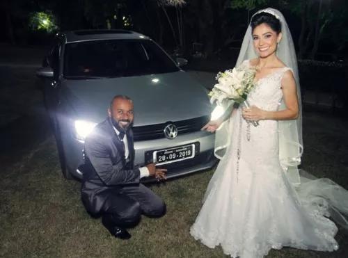 Transporte executivo para noivas