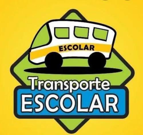 Vende-se Linha De Transporte Escolar Na Zona Norte