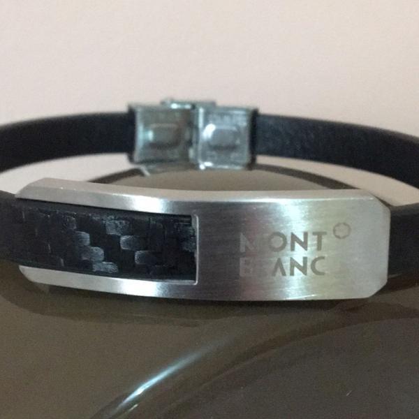 Bracelete montblanc