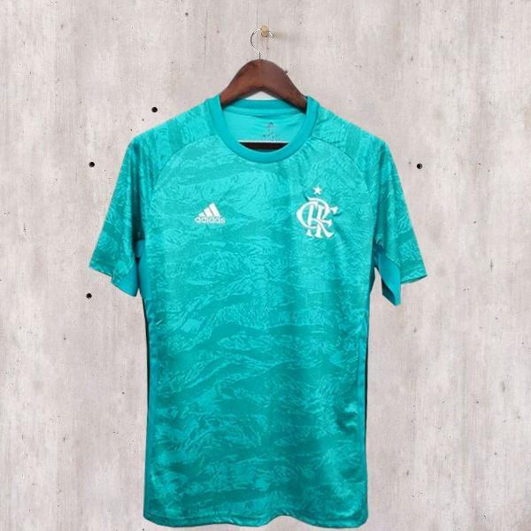 Camisa flamengo 2019 mengão uniforme goleiro oficial home