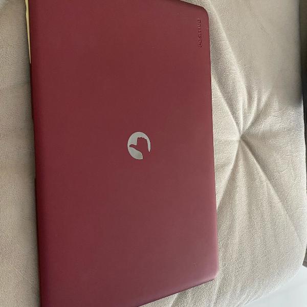 Notebook novo pouco tempo de uso