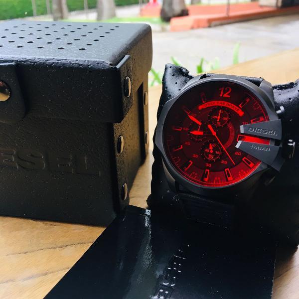 Relógio diesel mod 4460 original e novo