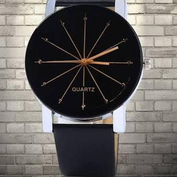Relógio masculino quartz