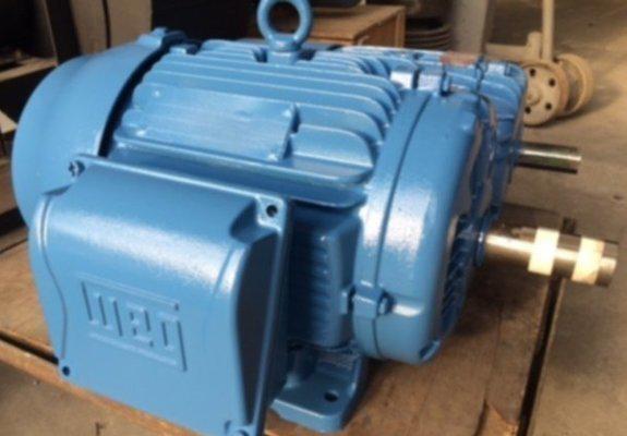 Motor w22 weg 20 cv 3500 rpm
