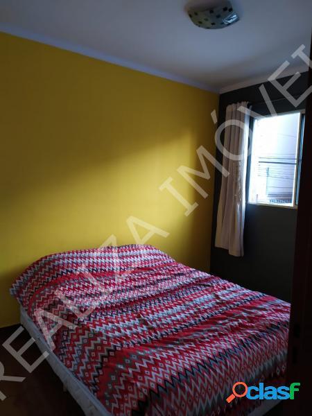 Apartamento com 2 dorms em Poços de Caldas - Jardim Paraíso por 120 mil à venda