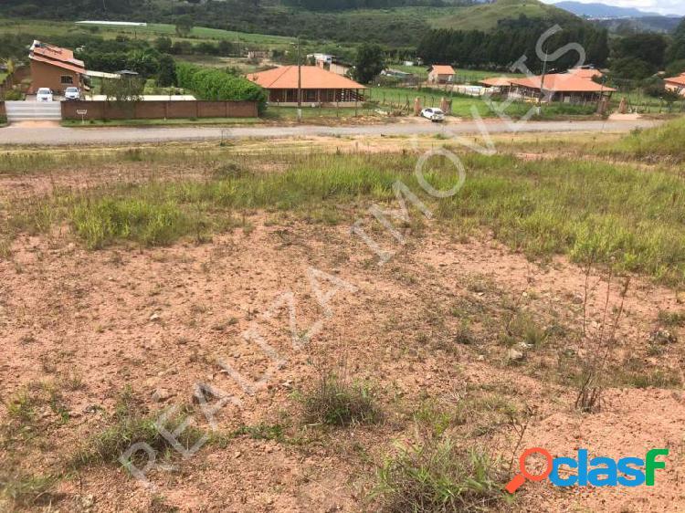 Terreno com 2000 m2 em Poços de Caldas - Residencial e Industrial Campo Alegre por 170 mil à venda