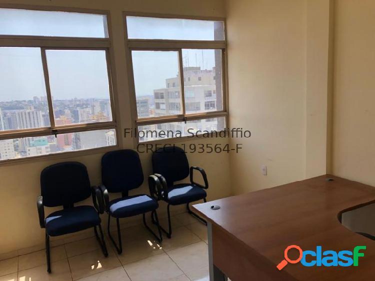 Condomínio edifício anhumas - sala comercial com 33 m2 em campinas - centro por 400,00 para alugar