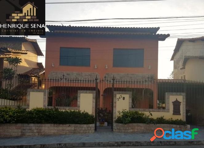 Casa triplex - venda - sao pedro da aldeia - rj - bairro fluminense