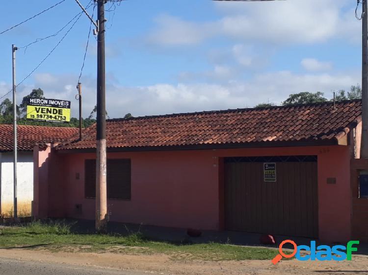 Casa e comercio - venda - sã£o miguel arcanjo - sp - gavião/abaitinga