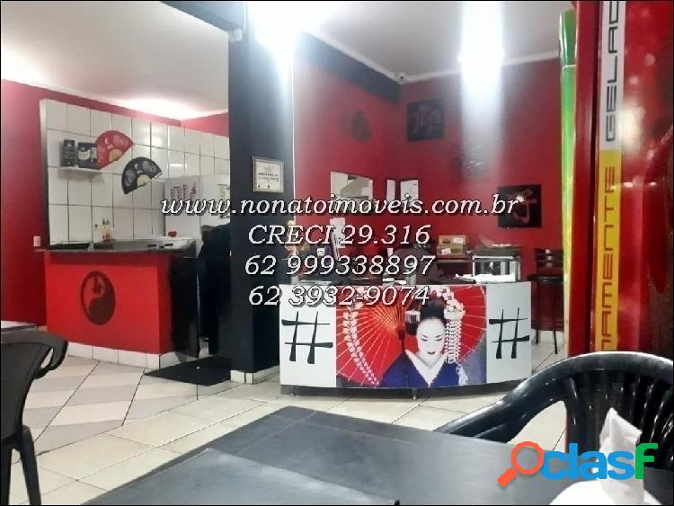 Excelente oportunidade ! restaurante japones a venda em goiania !