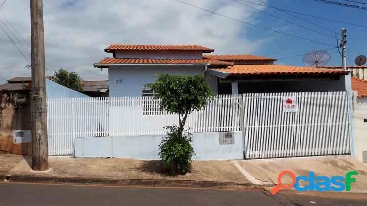 Vende-se ótima casa no residencial monte belo em piraju/sp