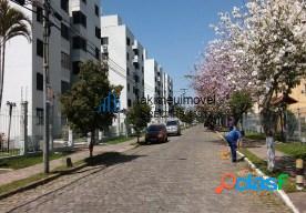 Apartamento com 2 dormitórios à venda, 52 m² por r$ 170.000 sarandi - porto alegre/rs