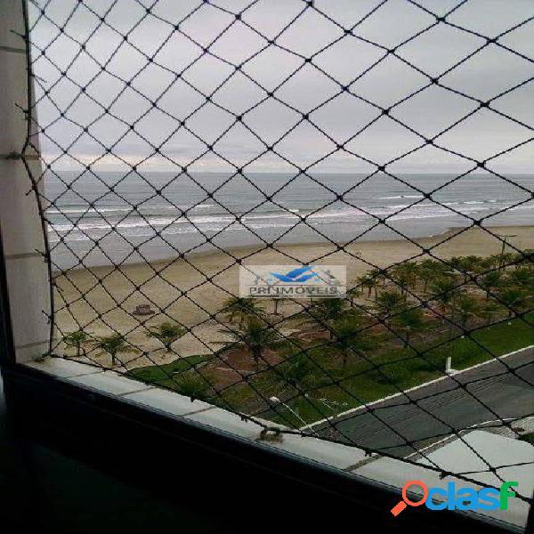 Apartamento à venda, 120 m² por R$ 450.000,00 - Vila Guilhermina - Praia Grande/SP 2