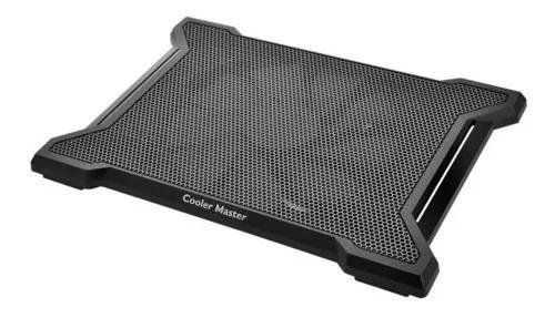 Base para notebook cooler master x-slim ii preta