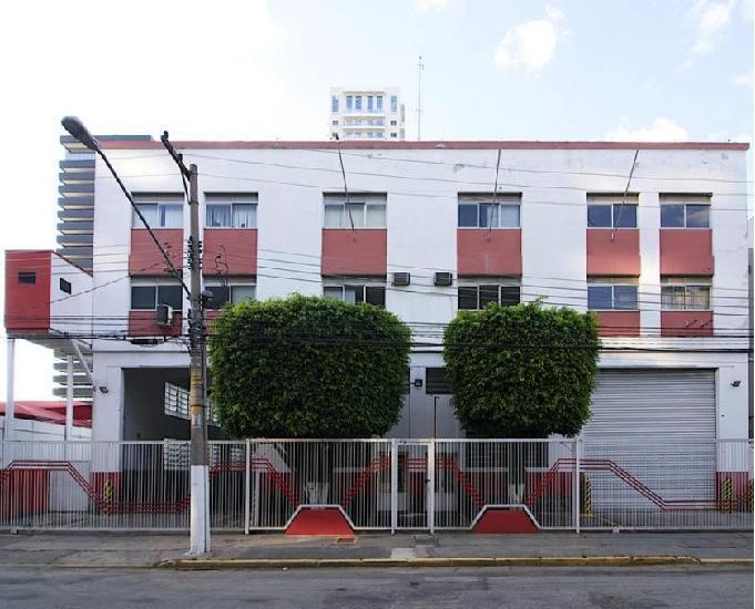 Galpão com 1780 m2 para venda ou locação na barra funda