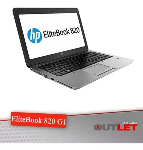 Hp elitebook 820 g1 12.5 core i5 4300u 1.90ghz 4 gb 500 gb