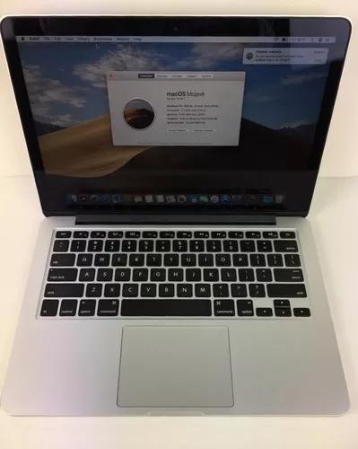 Macbook pro 2015 retina i5 8gb 256ssd c/ carregador original