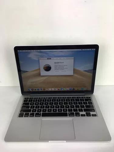 Macbook pro apple 2015 i5 8gb 256ssd (600 a 750 ciclos)