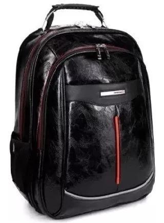 Mochila notebook,bolsa masculina importada couro sintético