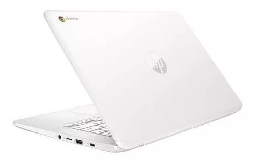 Notebook chromebook hp 14-ca051wm celeron 1.1ghz/4gb/32gb/14