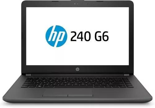 Notebook hp 240 g6 i5-7200u 8gb ssd 256gb win 10 pro