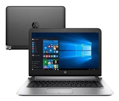 Notebook hp i5 ssd 240gb com 16gb novos de mostruario