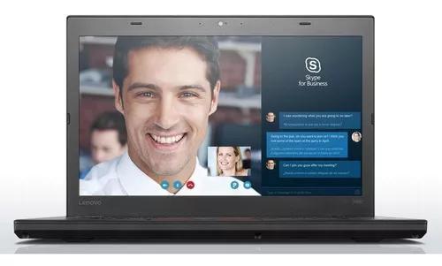 Notebook lenovo thinkpad t460 i7-6600u win 10 pro 8gb 1tb