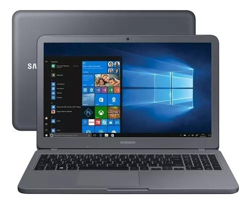 Notebook samsung x30 i5 8gb 1tb tela 15.6 titanium vitrine 2