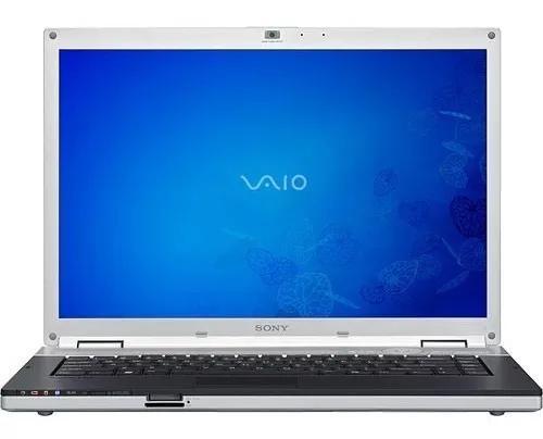 Notebook sony vaio vgn-fz140e / pcg-384l (leia o anúncio)