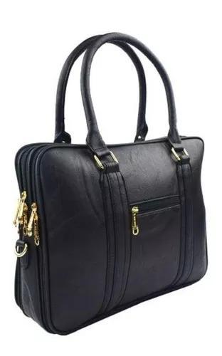 Pasta executiva notebook maleta bolsa transversal varias cor