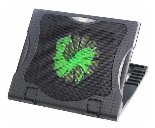 Suporte base para notebook com cooler dx-005 até 17 pol