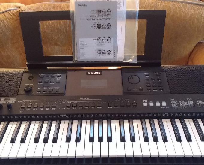Teclado yamaha psr-e453 profissional 758 sons 220 estilos