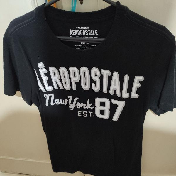 Camiseta masculina - aéropostale