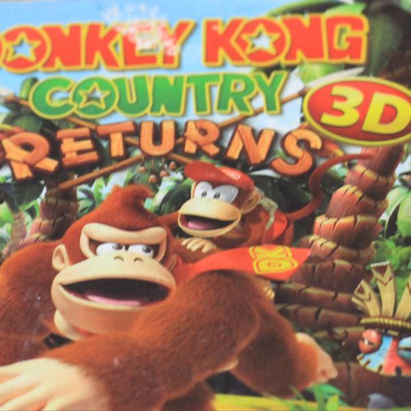 Donkey kong petz beach e lote de jogos ds