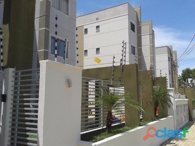 Lindo Apartamento 2 Quartos 65m2. 1 garagem. 2 banheiros. Residencial Monaco 603 Sul
