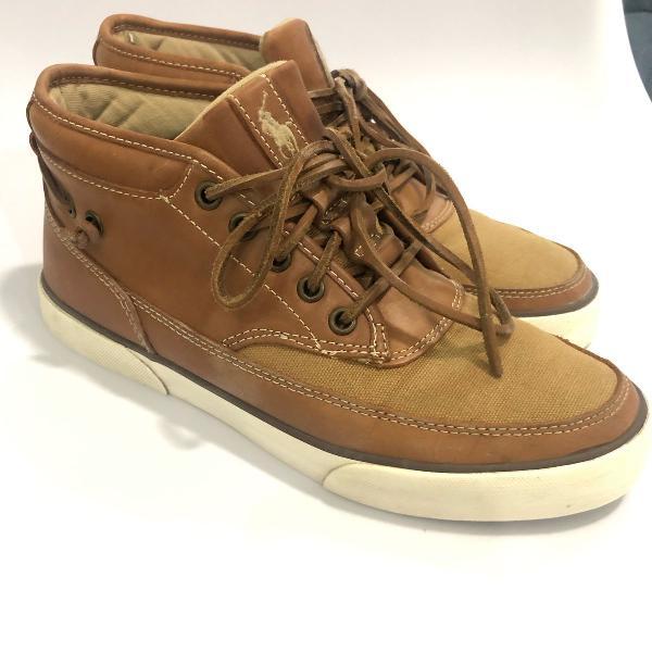 Sapato polo ralph lauren original
