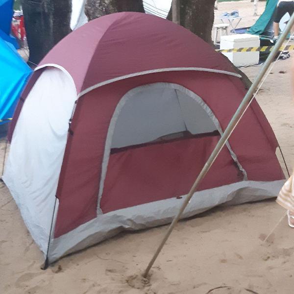 Barraca para camping 2 pessoas