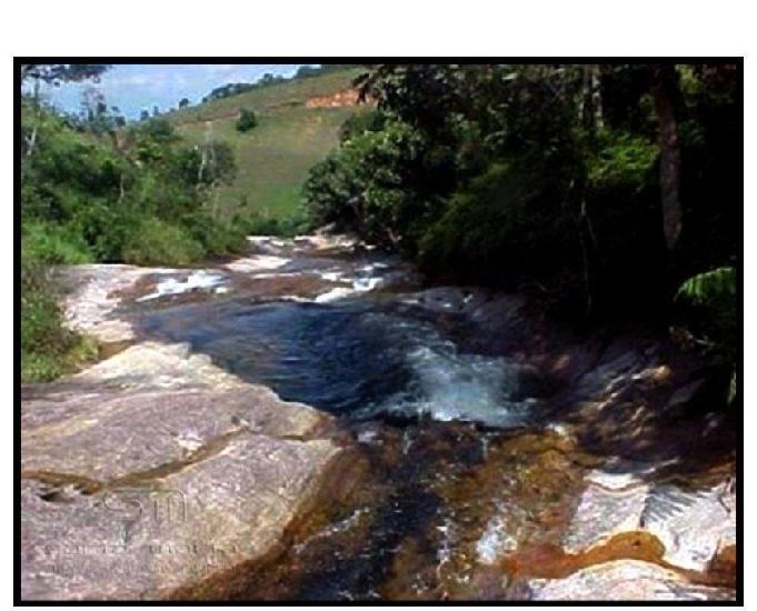 Fazenda com cachoeira turismoleitecorte - cruzeiro - sp