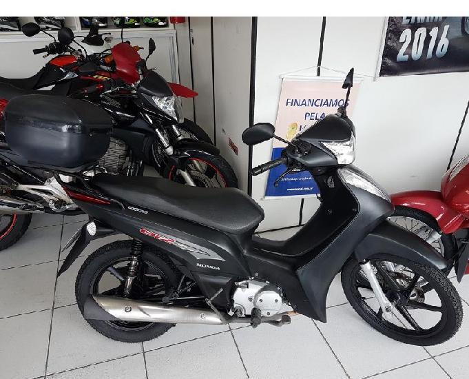 Honda Biz 125 Ex 2014, apenas 11.000km