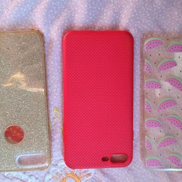 Lote capas cadê iphone 7/8 plus