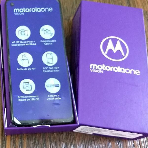 Moto one vision 128gb