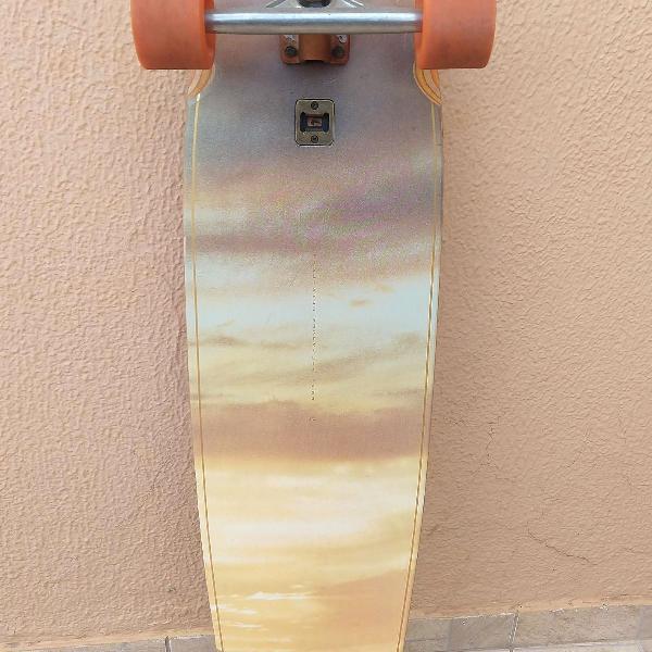 Skate longboard globe cruise