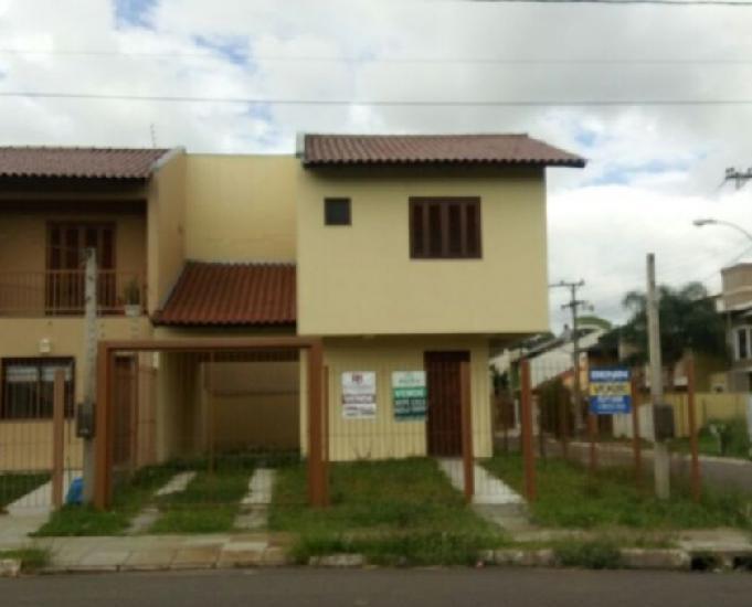 Sobrado para venda 3 dormitórios suite em São José Canoas