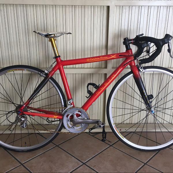 Bicicleta klein q-carbon speed