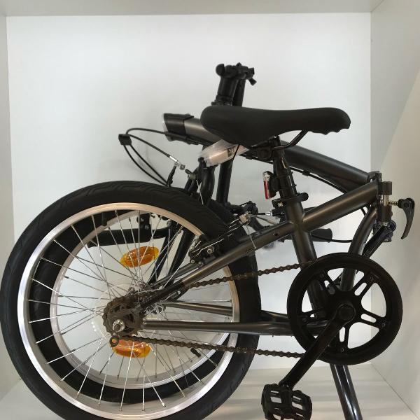 Bike b-twin dobravel tilt 100