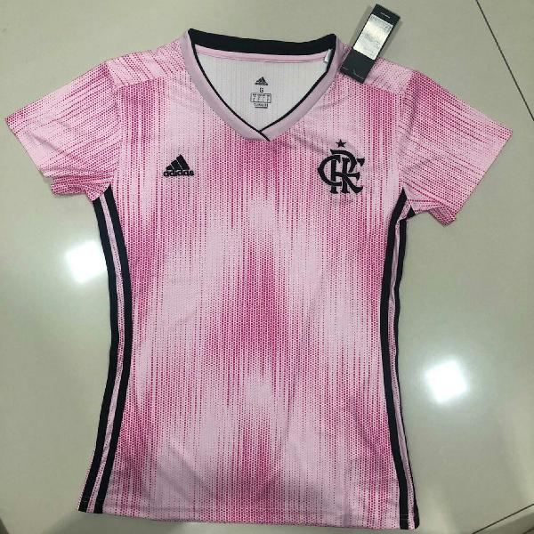 Camisa do flamengo feminina importada
